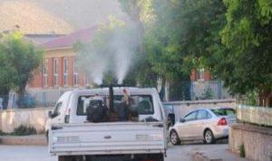 North Cyprus News - Mosquito Spraying