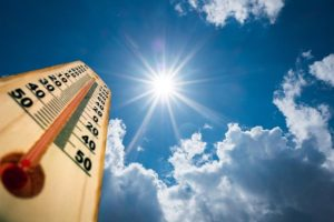 North Cyprus News - Thermometer - Hot weather
