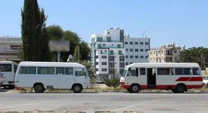 North Cyprus News - Public Buses
